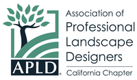 Hawkeye Landscape Design, member of Association of Professional Landscape Designers, California Chapter